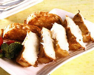 makanan khas indonesia - kue tradisional pancong