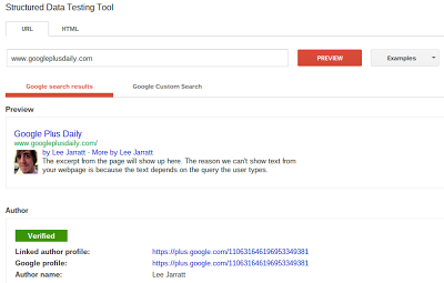 How to Verify Your Google+ Authorship