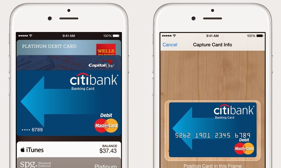 """Apple Pay"" - Payment without Credit and Debit Cards"