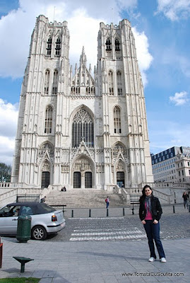 catedrala st.michel bruxelles