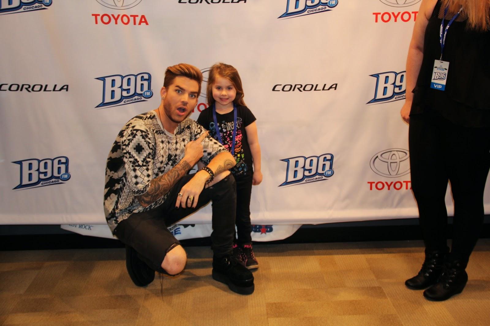 Updated With Official Photos Links Watch Video Adam Lambert On
