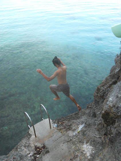 salagdoong dive