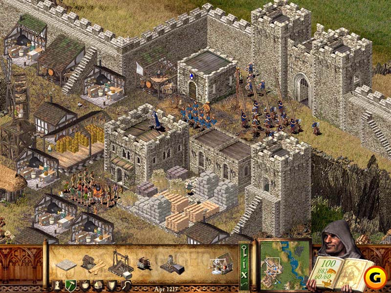 [PC] Stronghold (2001) ~ Hiero's ISO Games Collection