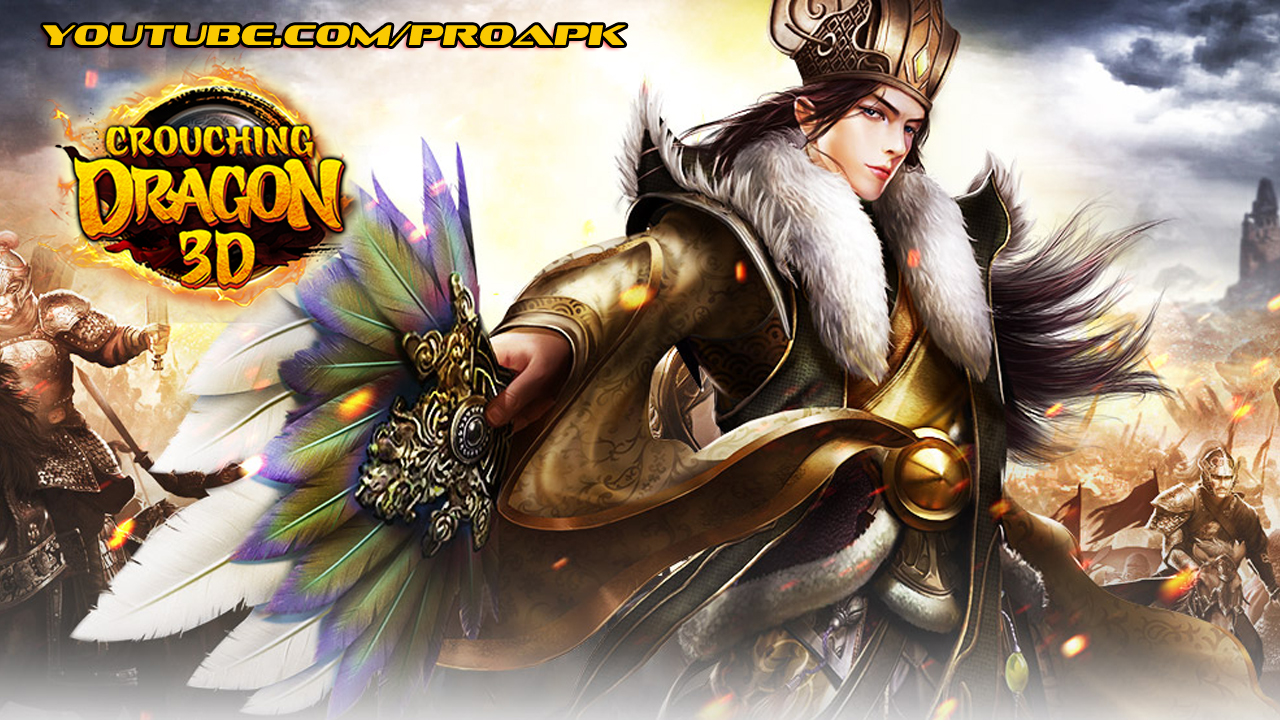 Crouching Dragon 3D - The Legend of Three Kingdoms