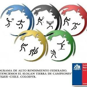 Potenciemos el Slogan Tierra de Campeones iquique Chile