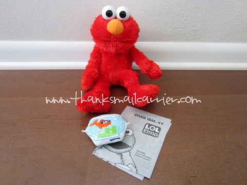 Laugh Out Loud Elmo review