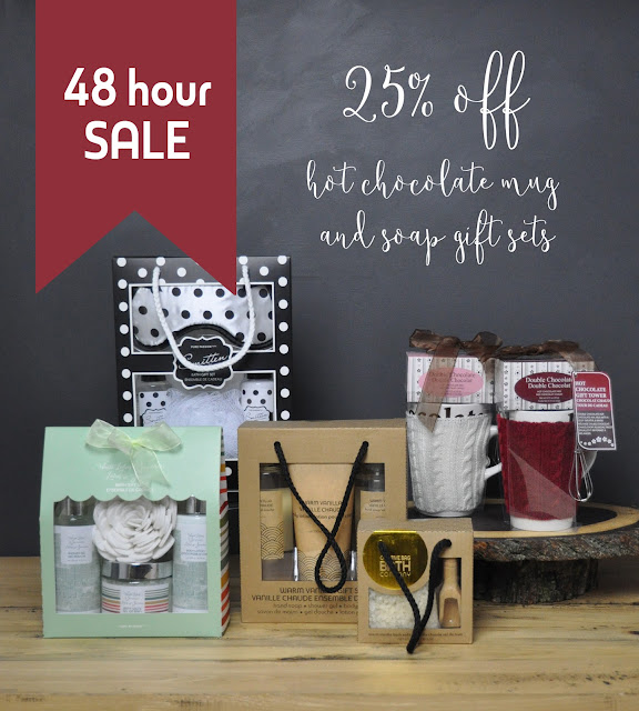 flash sale - 25% select gift sets | Creative Bag