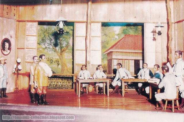 Postcard | Trial of Bonifacio