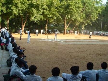 Amrut school playground
