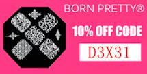 10 % zniżki w sklepie Born Pretty