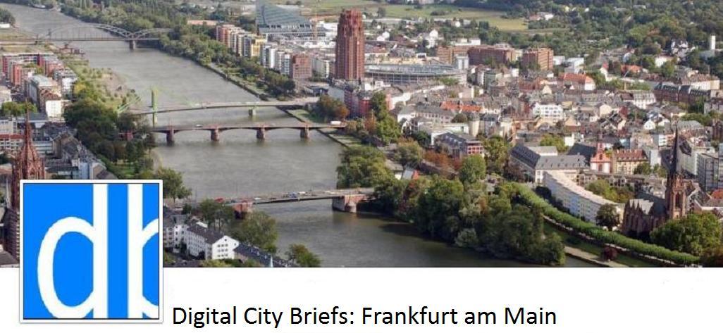 Digital City Briefs - Frankfurt am Main
