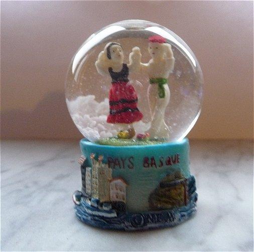 Palle di neve - Boule à neige - Snow globe - Globos de Nieve