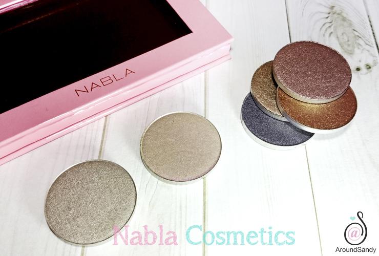 Nabla cosmetics comprar sombras