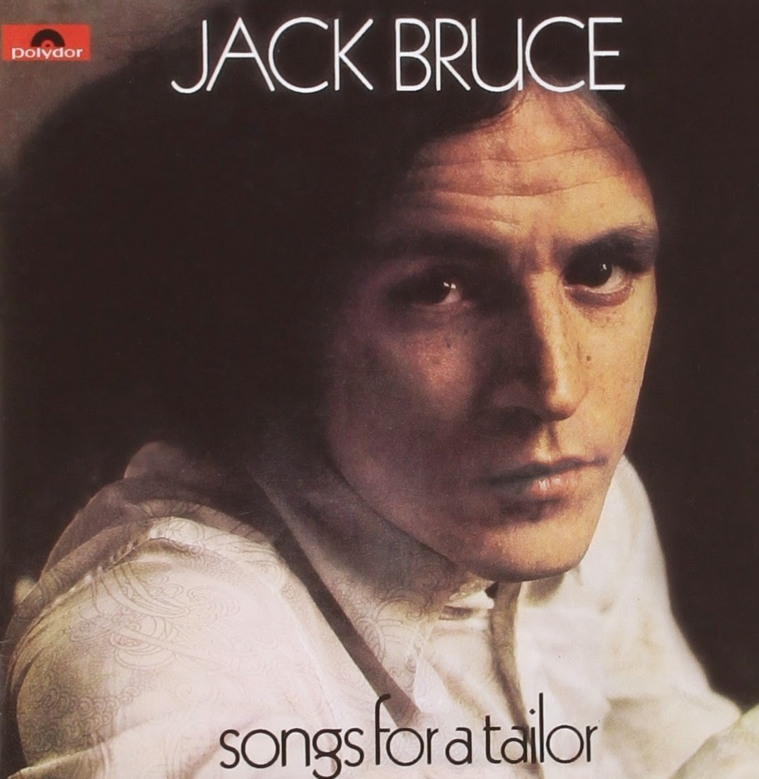 Jack Bruce's Songs For A Tailor