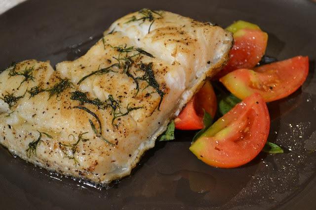 Fish Fillet Sea Bass Sarap Diva Recipe