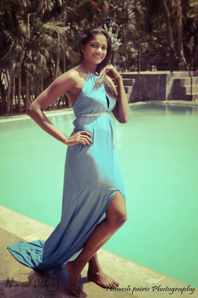 Solange Gunawijeya blue