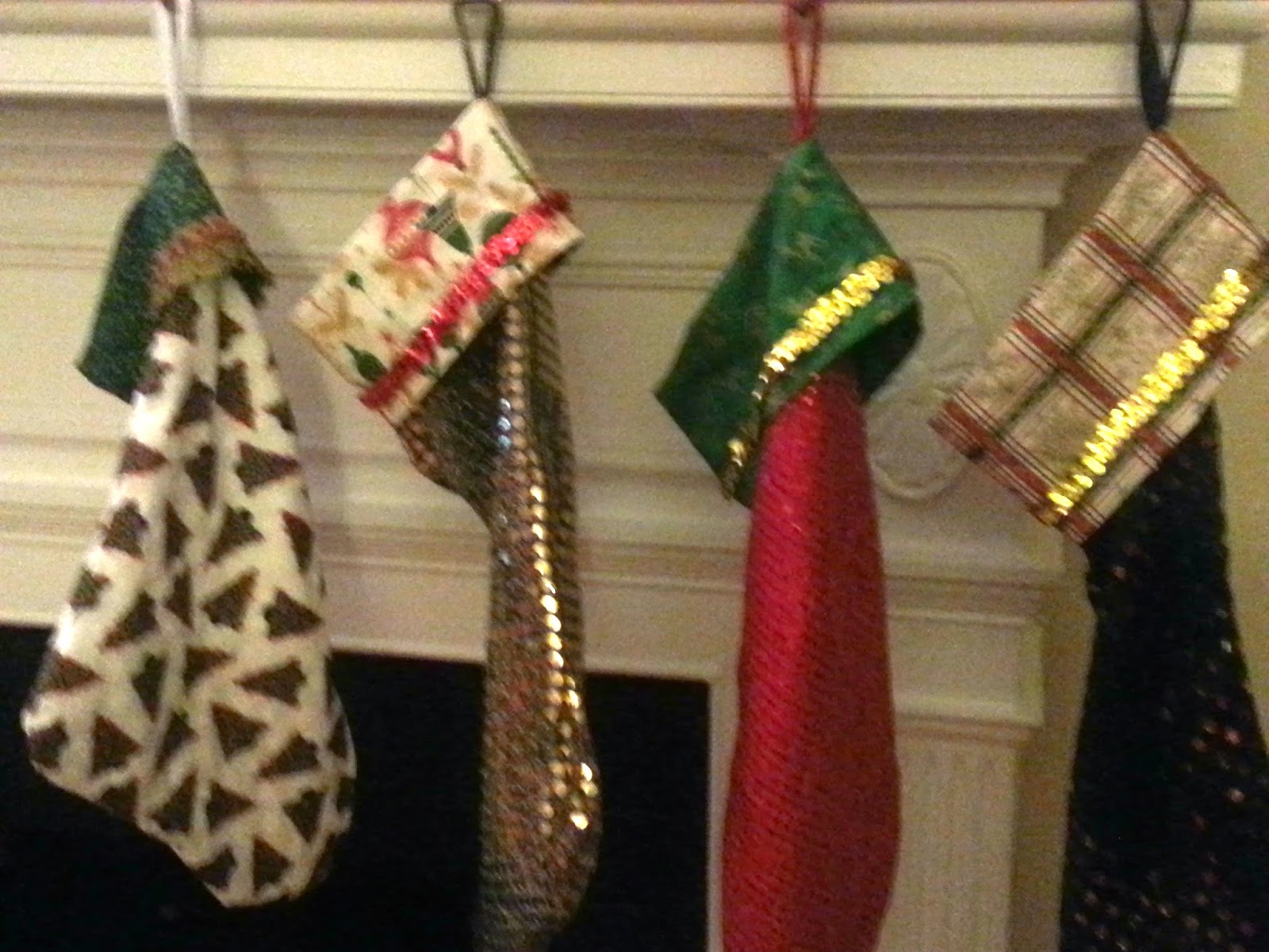 Stockings Hung By The Fire   Navigating Hectivity by Micki Bare