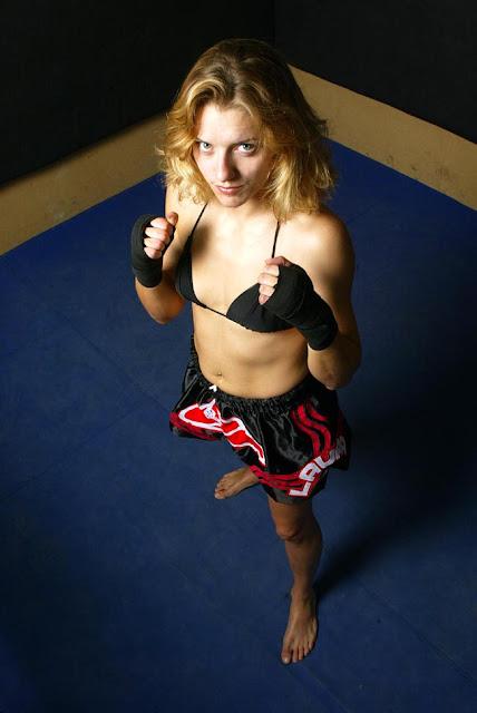 Laura Skinner - MMA Women