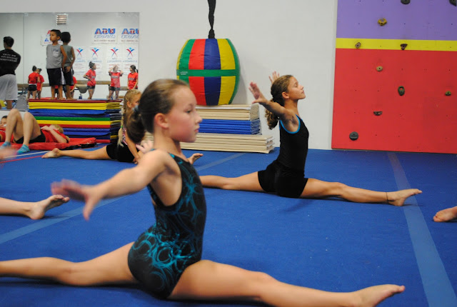 gymnastics for kids singapore school