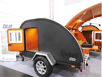 Mini-Wohnwagen Kulba