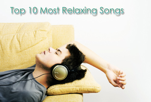 top 10 most relaxing songs