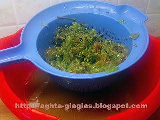Τα φαγητά της γιαγιάς - Μούστος - Πετιμέζι - ολόκληρη η διαδικασία