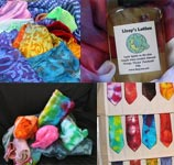 Lizzyoos Hand Dyed Unique Clothing, Lotions and Tinctures