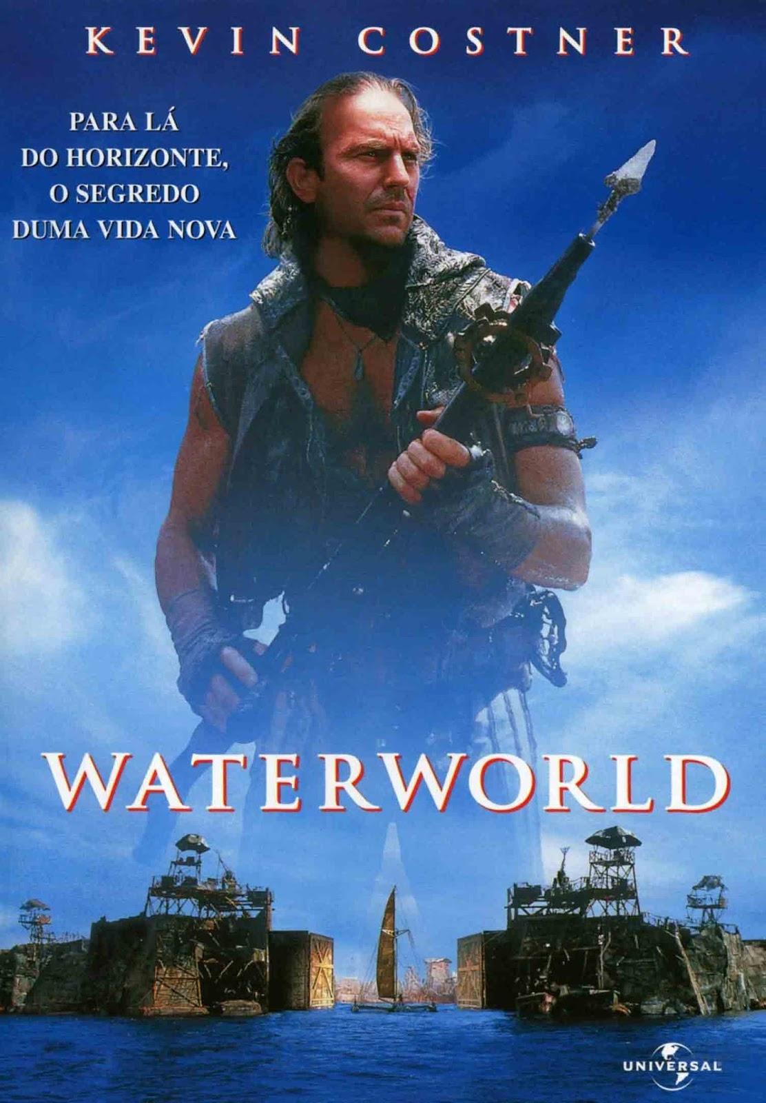 Waterworld: O Segredo das Águas Torrent - Blu-ray Rip 720p Dublado (1995)