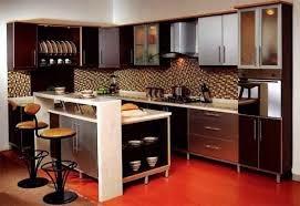 desain dapur minimalis modern simple