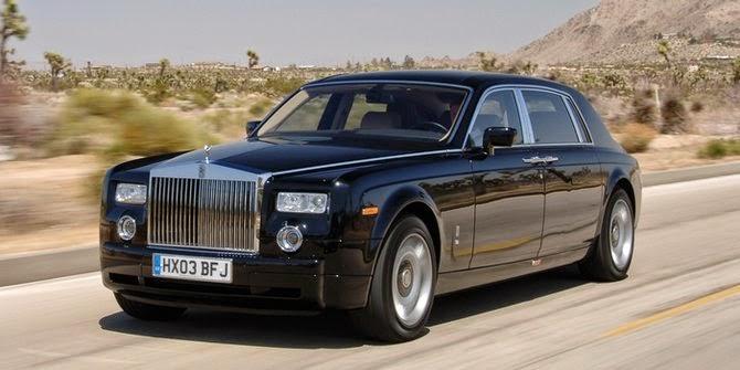 Rolls-Royce Phantom Extended Wheelbas