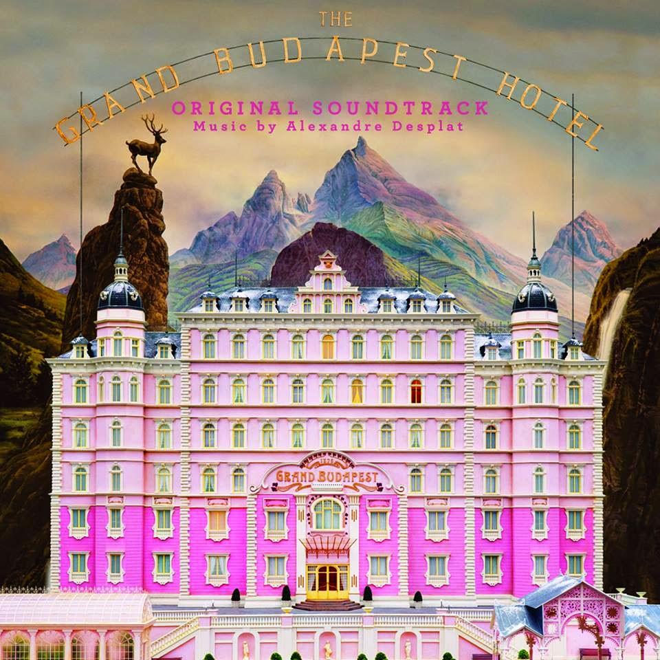 the grand budapest hotel soundtracks
