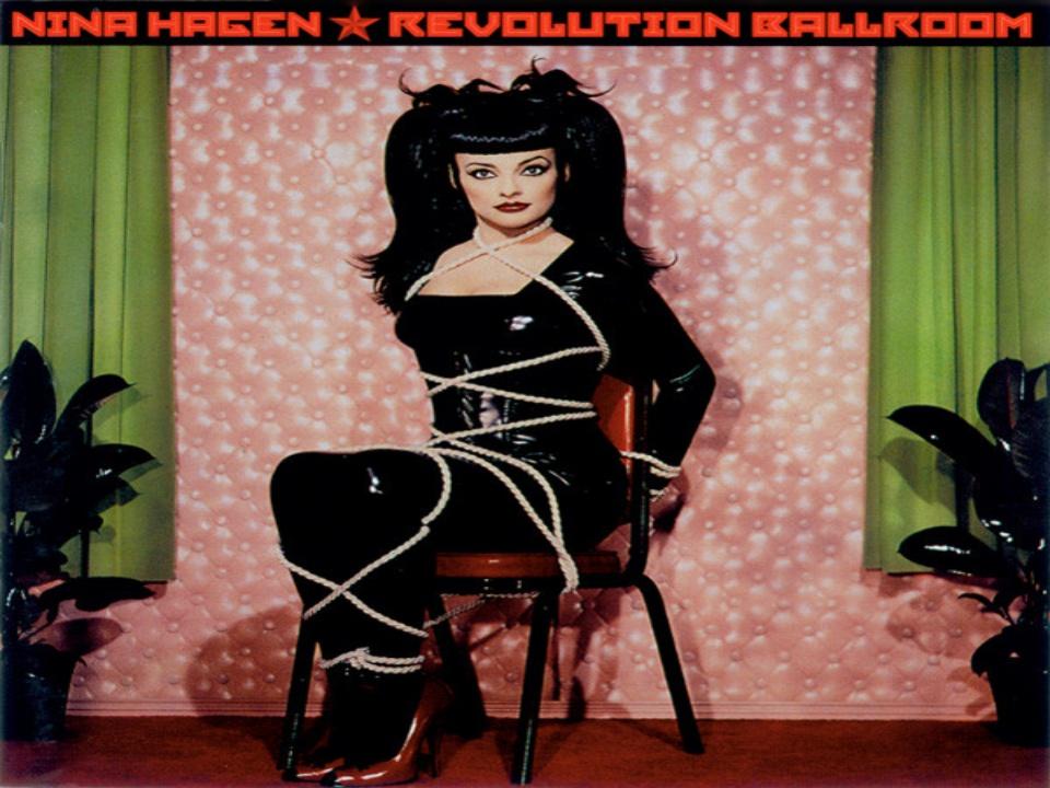 Revolution Ballroom Álbum De Nina Hagen