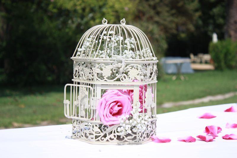Jaulas Para Decoracion De Bodas ~   creativas Vintage Jaulas decorativas y farolillos para bodas