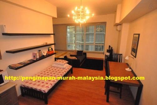 Apartemen Murah Dekat Menara Kembar Kuala Lumpur