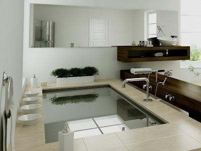 casa banho banheira