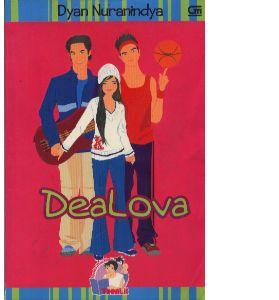 sinopsis novel dealova ini menceritakan tentang seorang siswi cantik ...