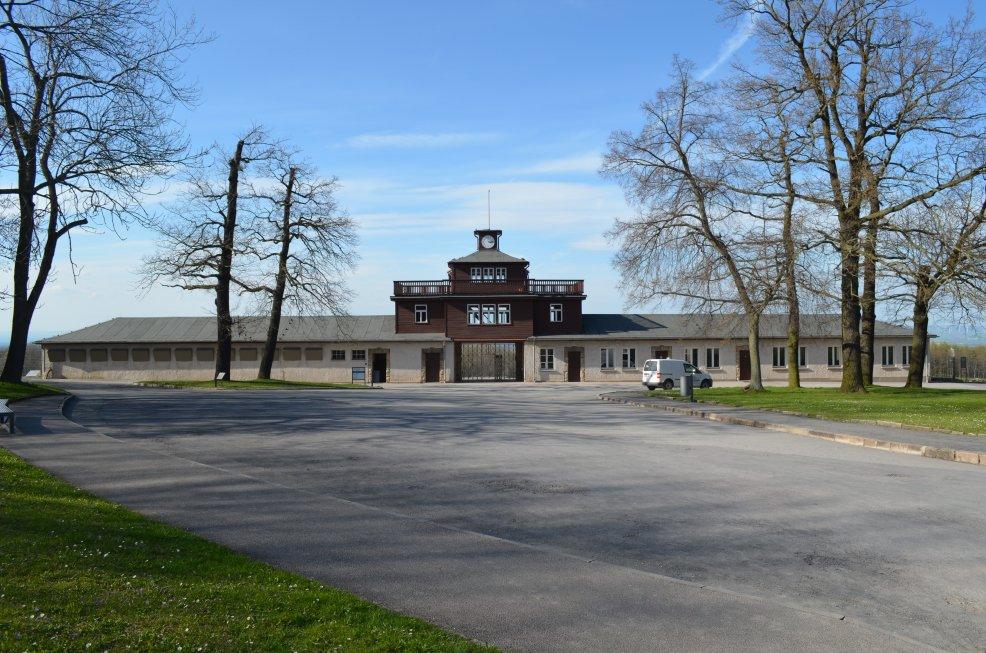 5 días en Buchenwald