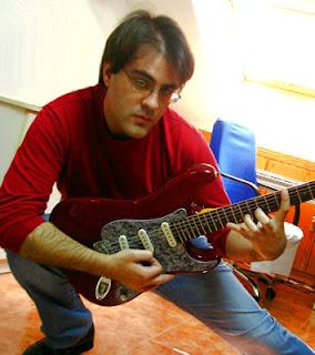 Gitaris, Paco Hernandez, profile, progresive, Shredder,
