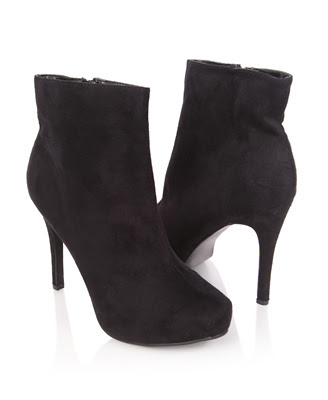 Forever21 Ankle Boot Heels