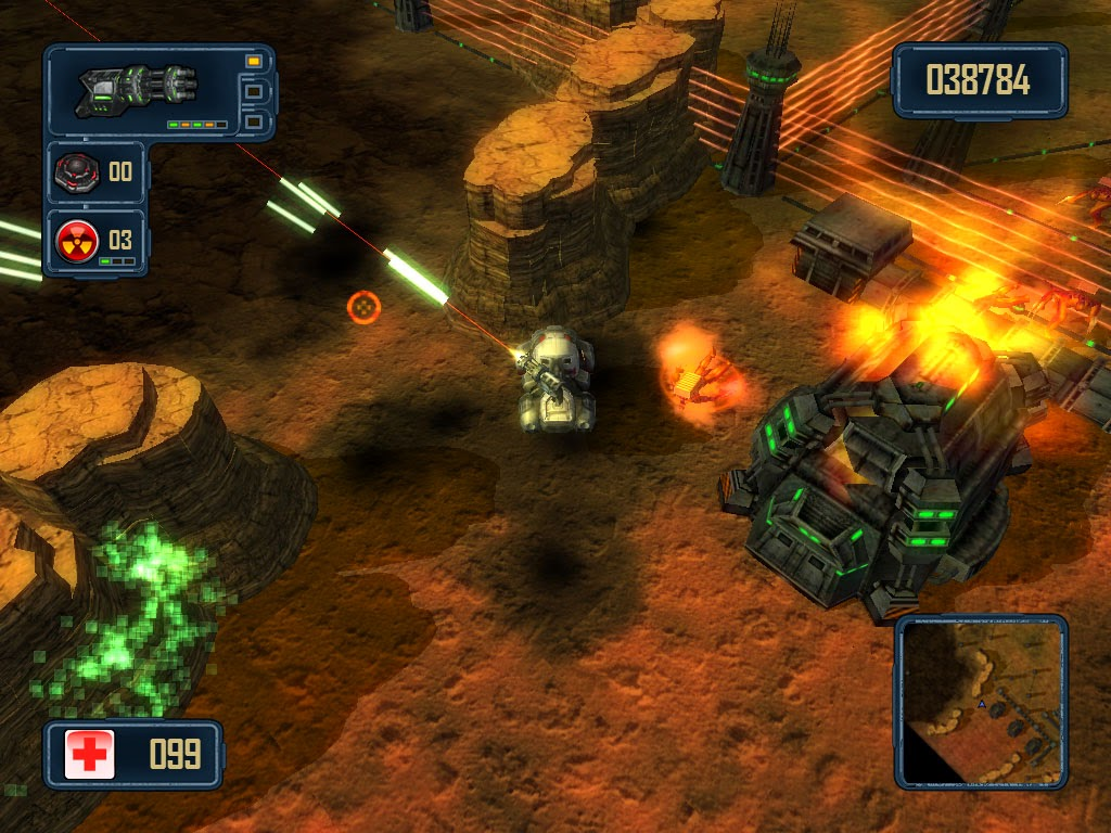 Alien Terminator PC Game