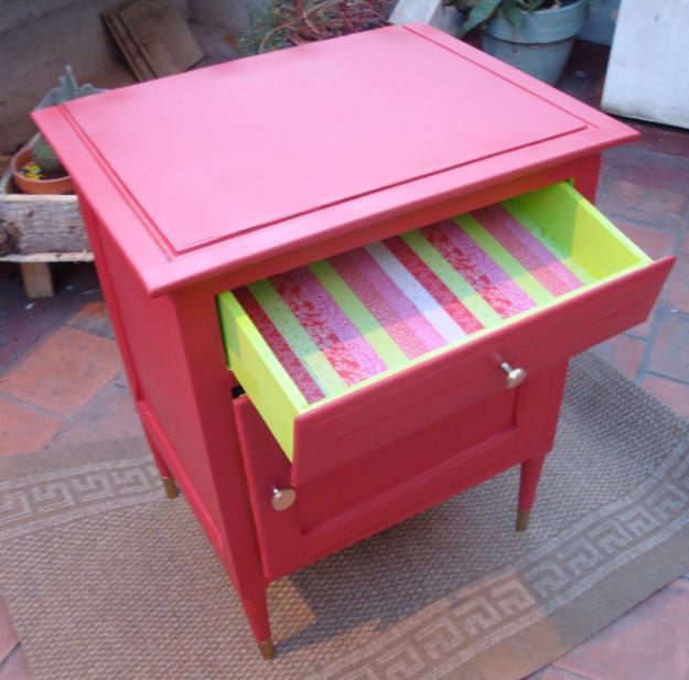 Dise o y decoraci n de interiores departamentos peque os - Muebles antiguos restaurados ...