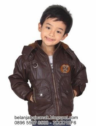 jaket anak model terbaru