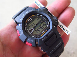 CASIO G-SHOCK MUDMAN G-9000-1VDR - BRAND NEW