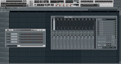 Descarga  Skin Ghost Pro Electric Blue para fl studio