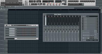 Descarga  Skin Ghost Pro Electric Blue para fl studio