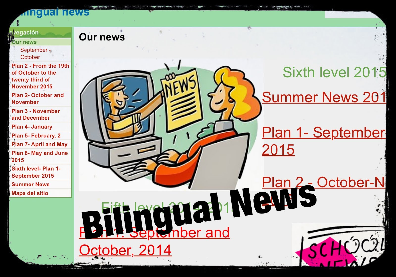 Bilingual News