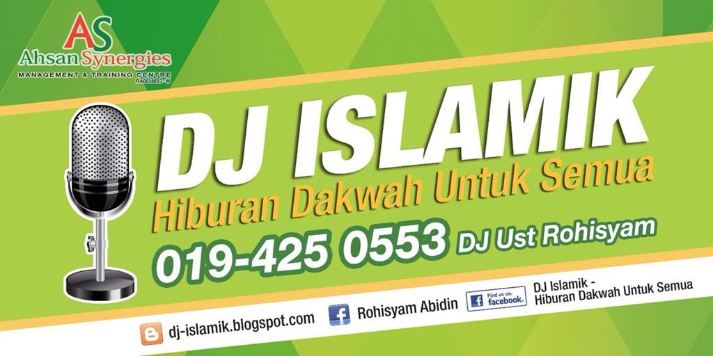 DJ Islamik - Hiburan Dakwah Untuk Semua
