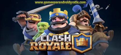 Download Clash Royale v1.2.3 Apk