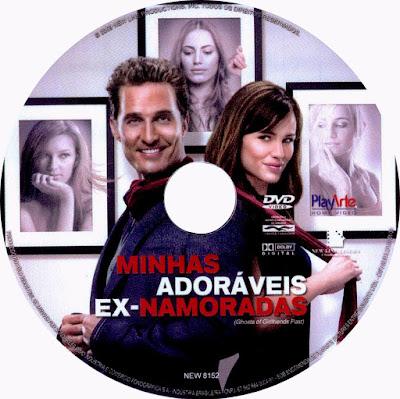 Label DVD Minhas Adoráveis Ex Namoradas