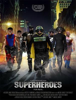 Ver Superheroes Película Online Gratis (2011)